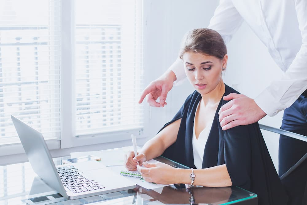Dealing With Inappropriate Behaviour In The Workplace