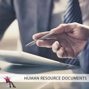 Human resource documents for business