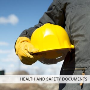 Health and Safety at work Downloadable docs